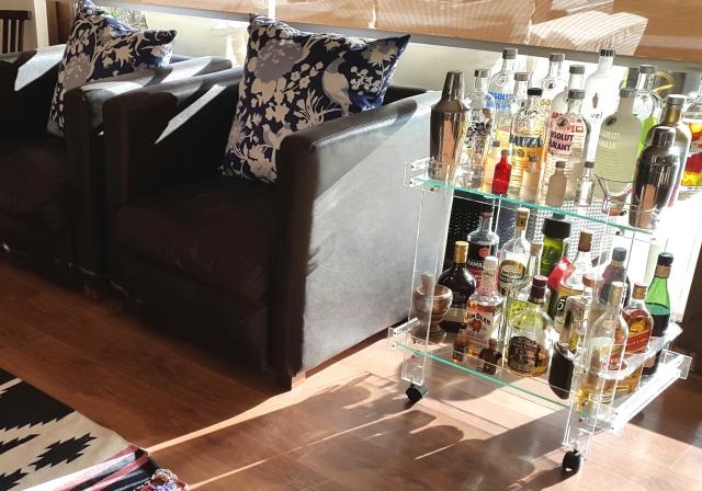 carrito bar